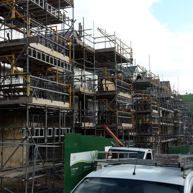 Scaffolding projects 4