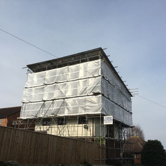 Scaffolding projects 17