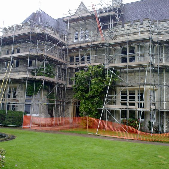 Scaffolding projects 14